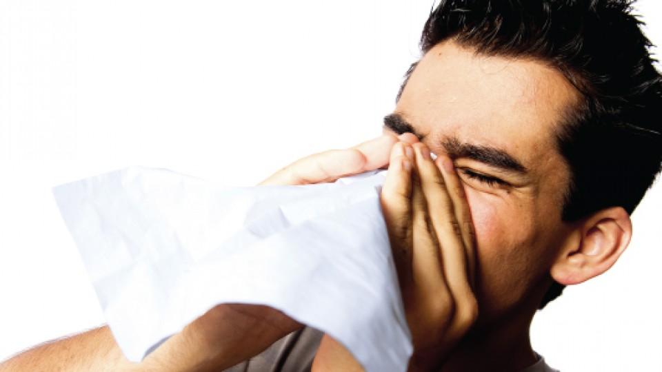 Alérgicos sufren por quema de basura y cambio de clima